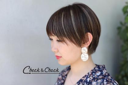 Check&Chack所属の岡田稀有