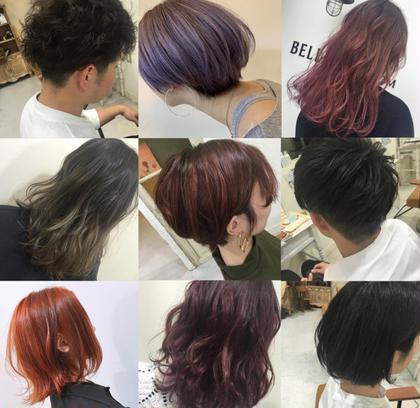 belle hair room所属の鹿本珠央