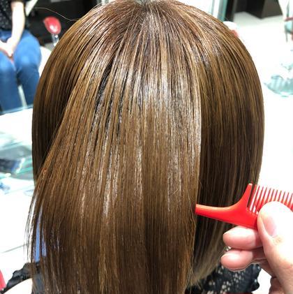 HAIR & MAKE EARTH 豊橋店所属の鈴木翔平