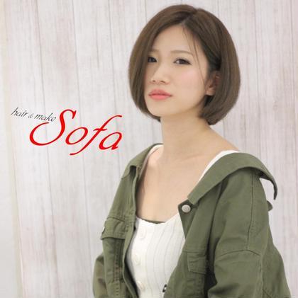hair & make Sofa 仙台駅前店所属のイトウユウ