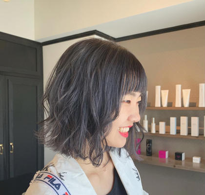 VISEO所属の小井田果穂