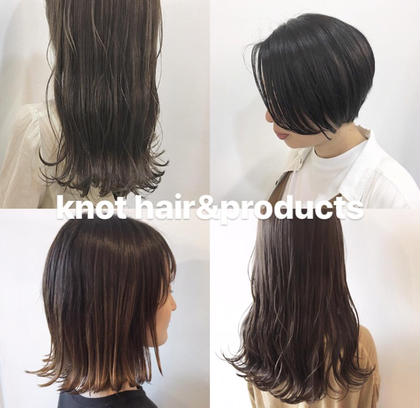 knot hair&prodacts成田公津の杜所属の鈴木翔梧