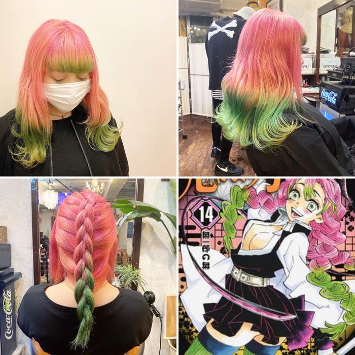 寺 つり 髪型 み 甘露