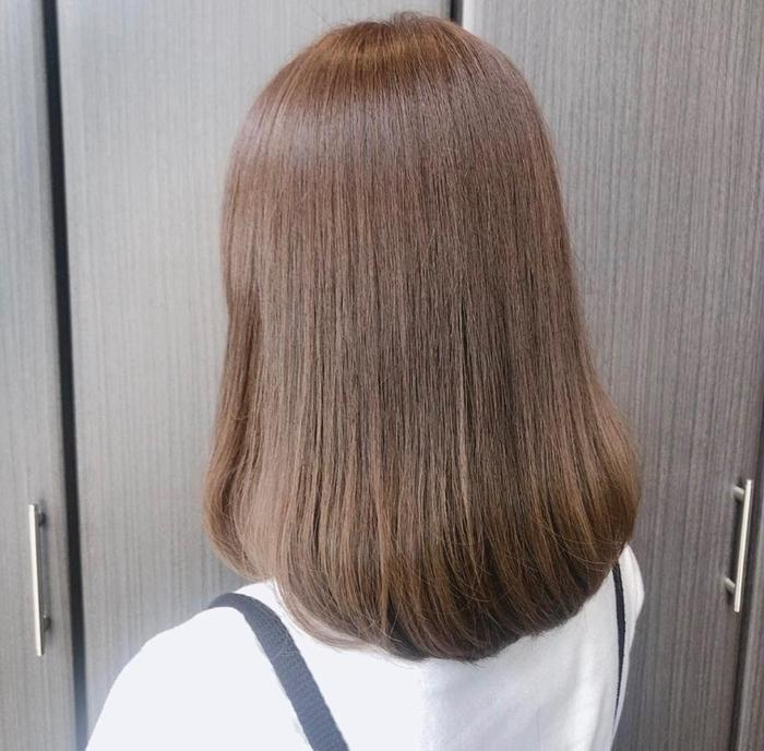 セミロング 髪質改善 美髪トリートメント🌟
