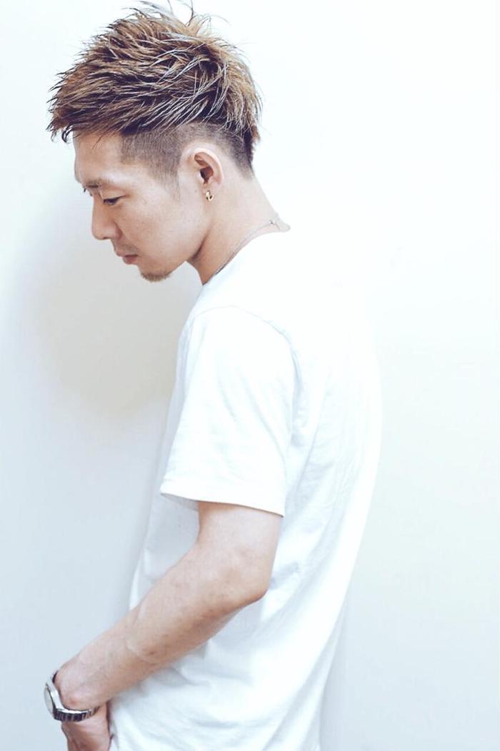 ショート ブロック メンズ ツー 《ツーブロック》の簡単セット法&おすすめメンズヘアスタイル12選