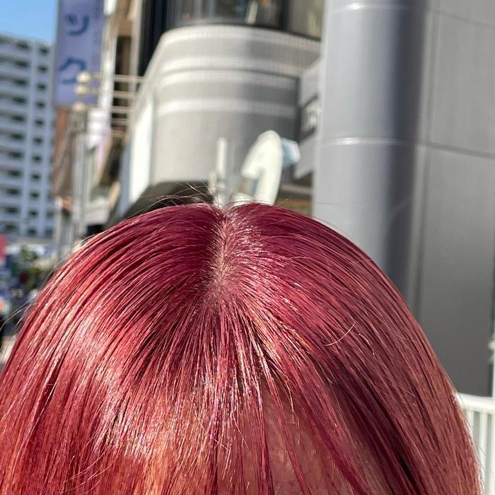 その他 ロング Cassis pink