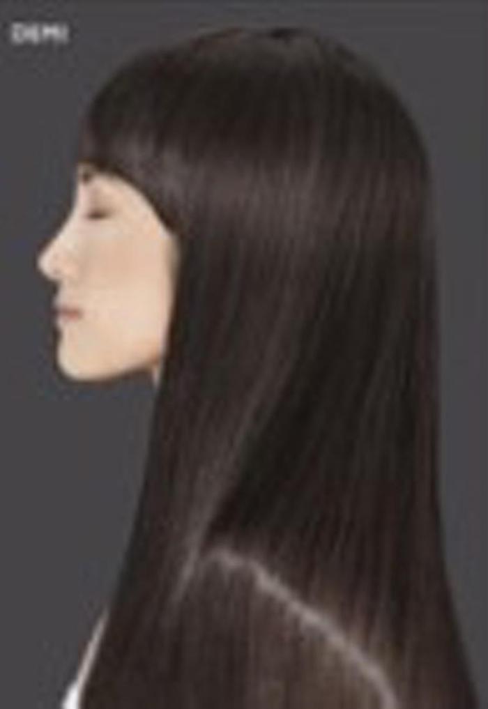 ロング 髪質改善プレミアム☆業界最高濃度のトリートメント! 大切なのは、トリートメントの前にしっかりと余分な付着物を取り除くこと!それがあるからこそ髪の内部にまで必須の栄養素を補給することができます。