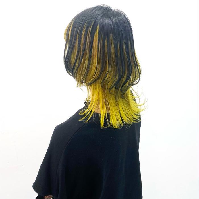ミディアム ネオウルフ 【2021年夏】ネオウルフの髪型・ヘアアレンジ|人気順|ホットペッパービューティー ヘアスタイル・ヘアカタログ
