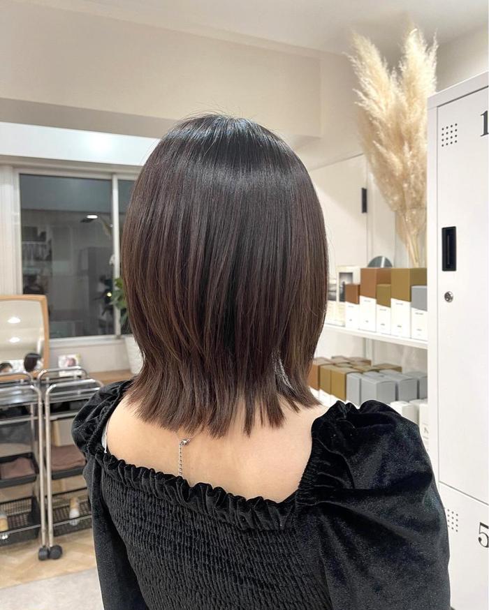 レイヤー ミディアム 美容師が語るミディアムにはレイヤースタイルが最も似合う理由【2020年版】|ミディアム