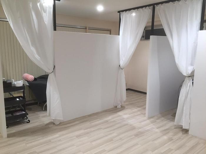 #マツエク・マツパ #完全個室のマンツーマンサロン