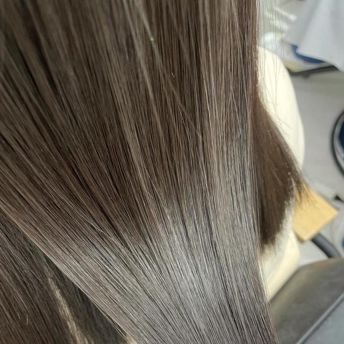 その他 ミディアム Glass hair treatment