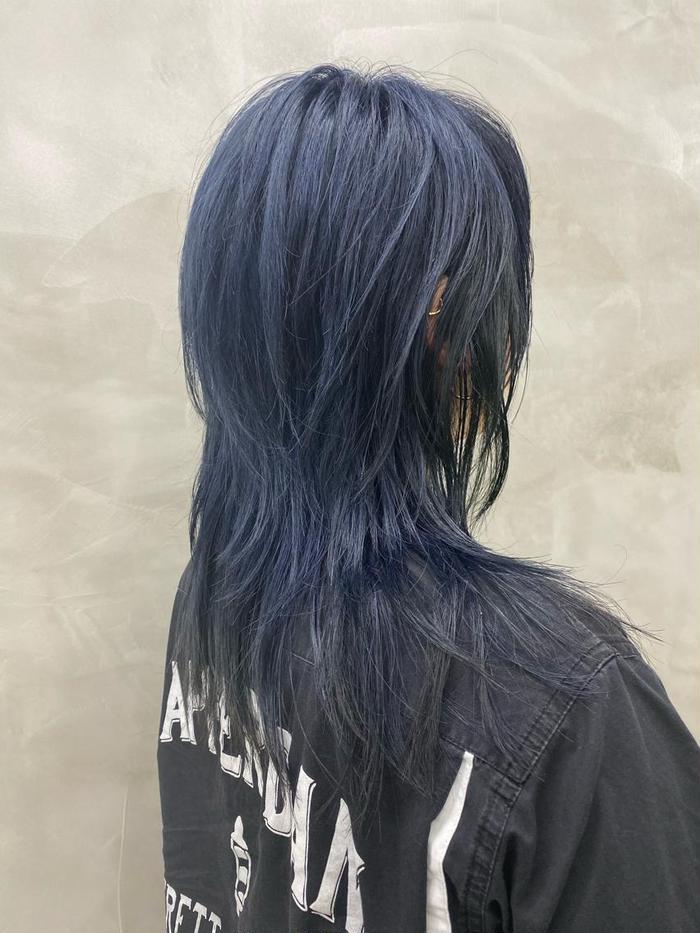 ウルフ 姫 カット 【2021年春】ウルフカットの美しいくびれヘアで軽やかな印象に|ウルフカット