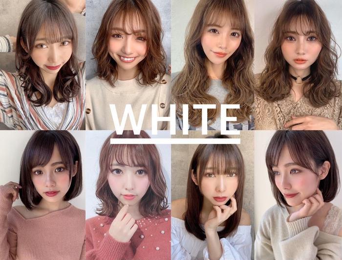 _WHITE大分店所属・_WHITE 大分の掲載