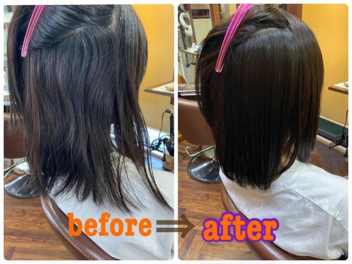 hairdesignBEER所属・hosoyama runaの掲載