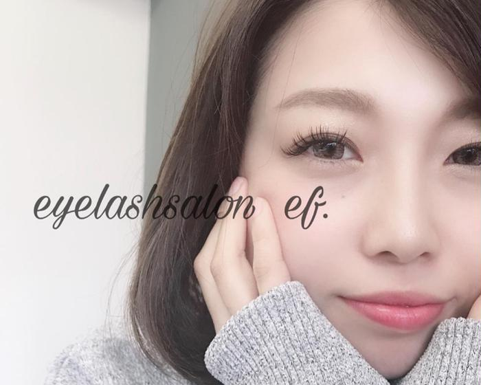 eyelash  salon  ef.所属・tamura .の掲載