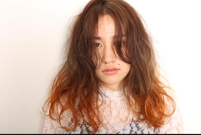 hairmakeORANGEtre所属・浦 加奈子の掲載
