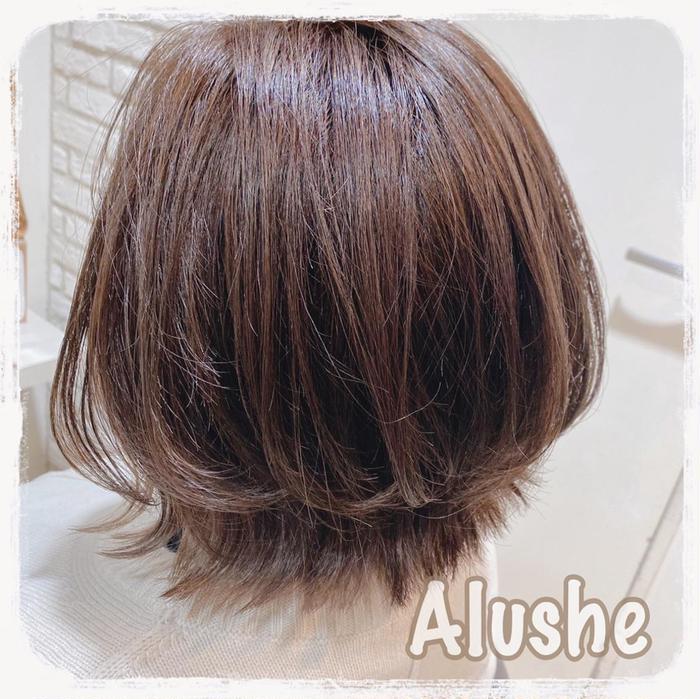 Alushe錦糸町店所属・🕊大人ヘア 佐藤 由貴🕊の掲載