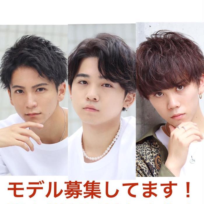 confidence MEN'S HAIR所属・稲村 侑斗の掲載