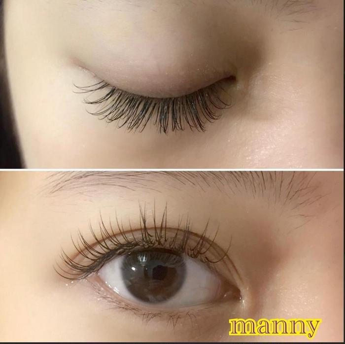 manny所属・manny eyelashの掲載