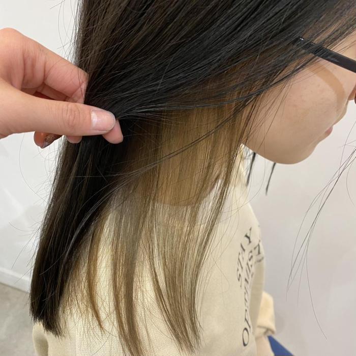 hair salon JaM所属・巻島 瑞歩の掲載