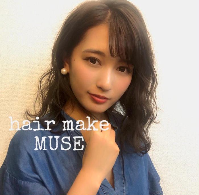 HAIR  MAKE   muse所属・森脇 麻紀子の掲載
