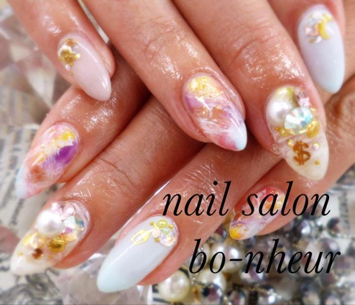 nail salon  bo-nheur(ボ・ヌール)所属・bo-nheur ボ・ヌールの掲載