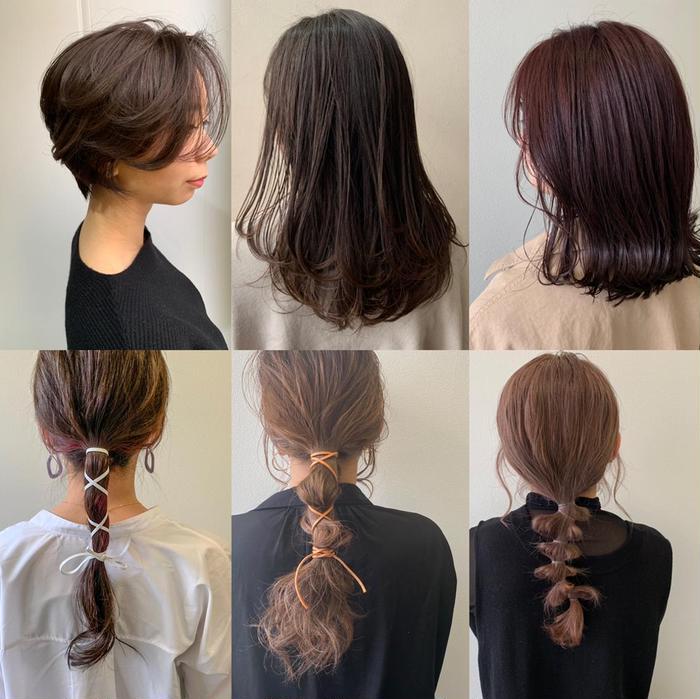 afrodite hair&treatment 京橋店所属・yooh ようの掲載
