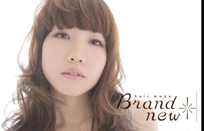 hair make  Brand new所属・Brand new 中平 辰彦の掲載