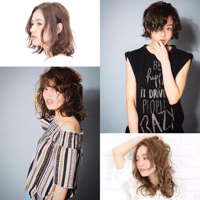 HAIR&MAKE    EARTH横浜店所属・EARTH 横浜店の掲載