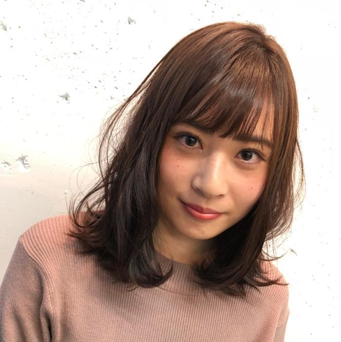 Lico  hair所属・亀浦 由紀の掲載