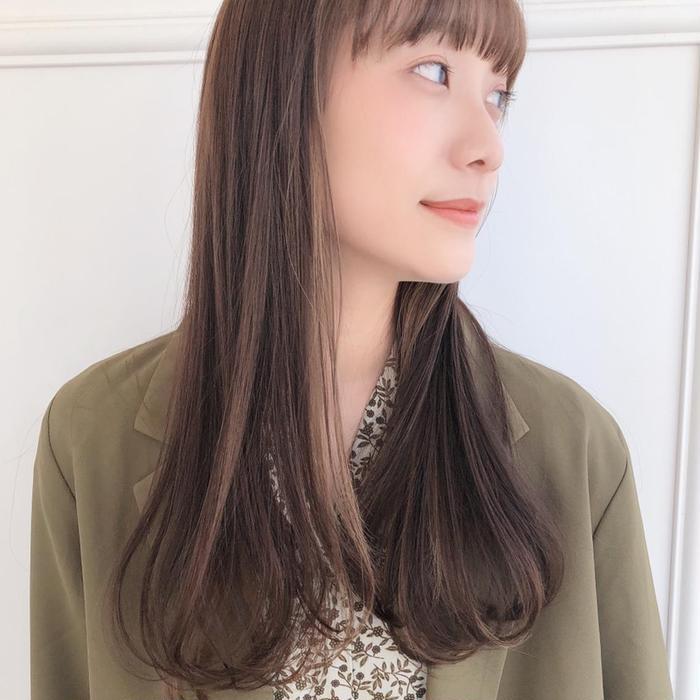 AHNKISM所属・🌱艶髪カット🌱 定廣の掲載
