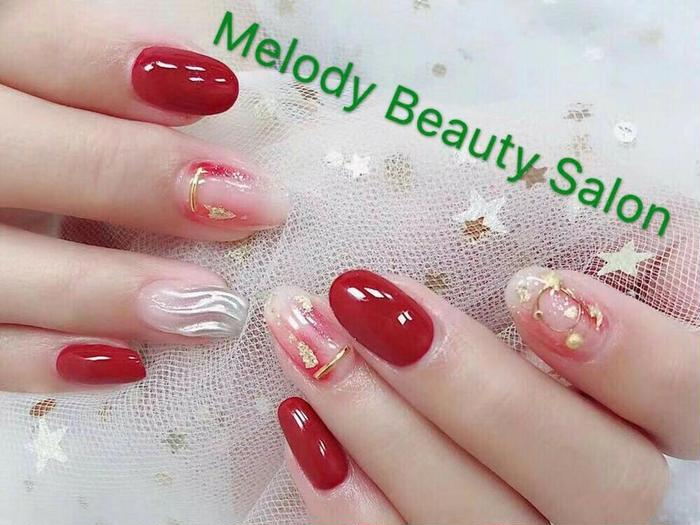 MELODY BEAUTY SALON所属・melody nail salonの掲載