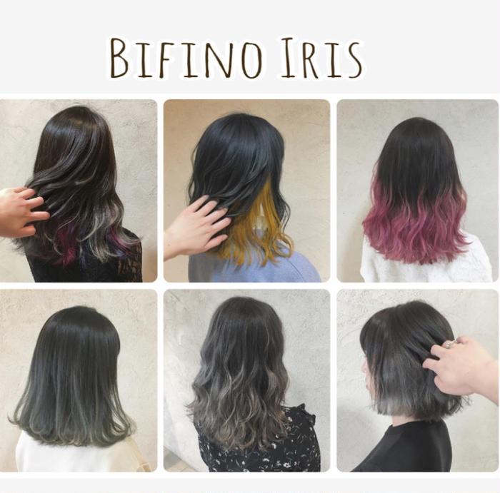 bifino iris所属・bifinoiris フジタの掲載