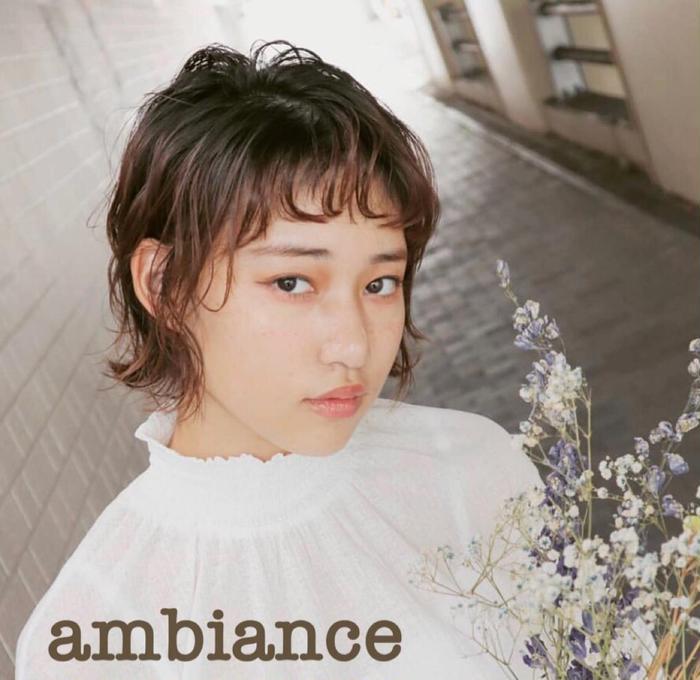 ambiance  ami所属・玉邑 美菜の掲載