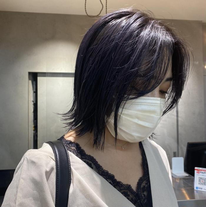 vain渋谷所属・ボブ/ショート/ ✂︎なつき✁︎の掲載