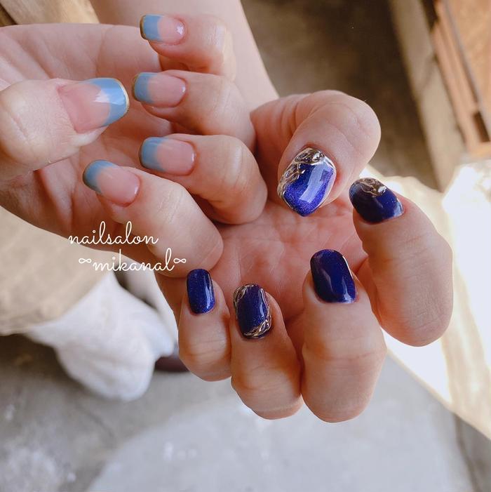nail salon  ∞ mikanal ∞所属・nailsalon ∞ ミカナル ∞の掲載