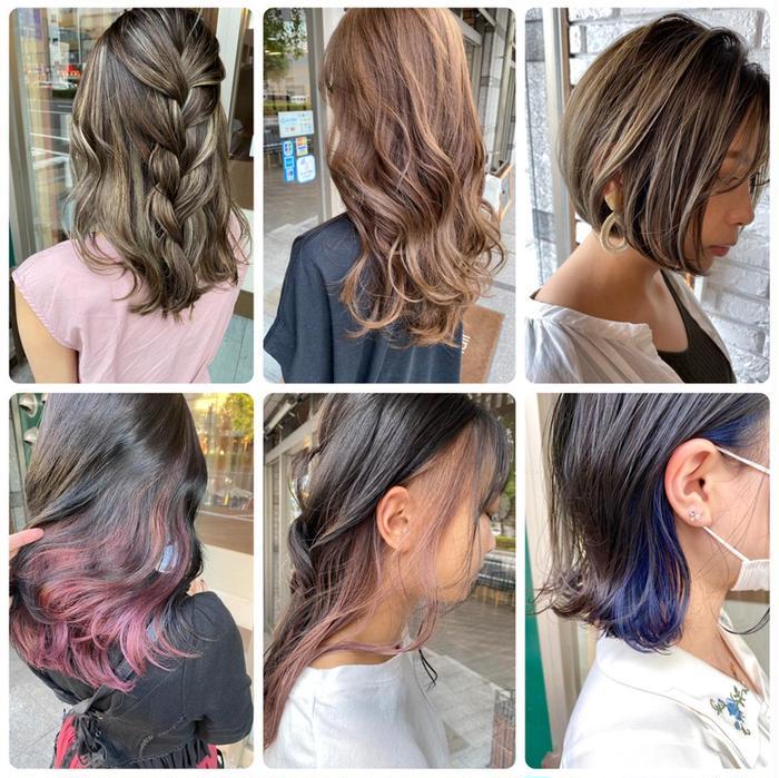 minim  hair (ミニムヘアー)所属・日比 貴大の掲載