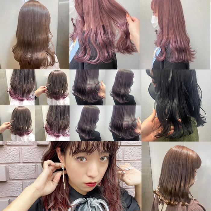 hair salon dot. tokyo所属・🤍小宮 彩花🤍の掲載
