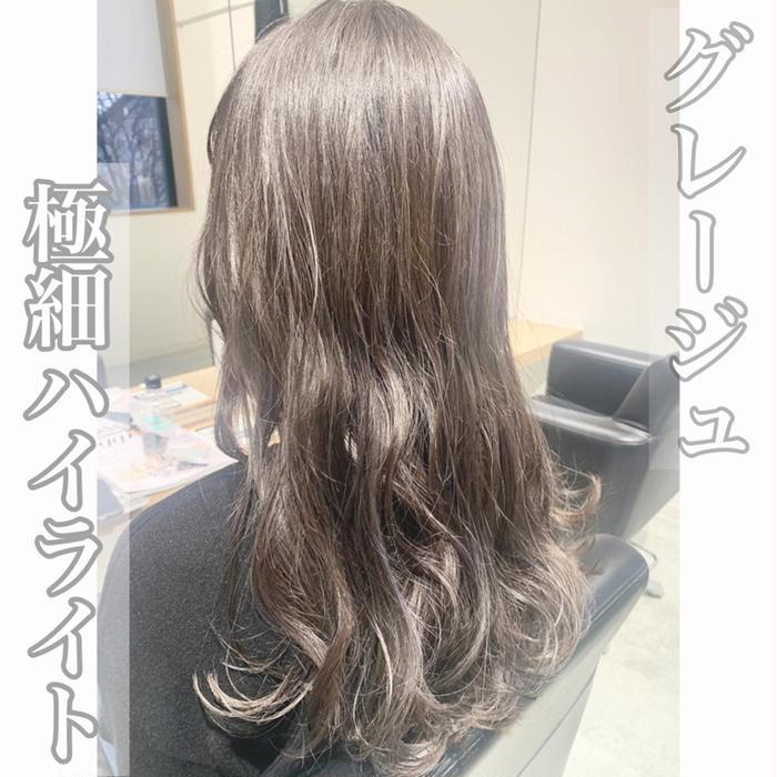 mod's hair(モッズヘア)仙台長町店所属・前田 芹香の掲載