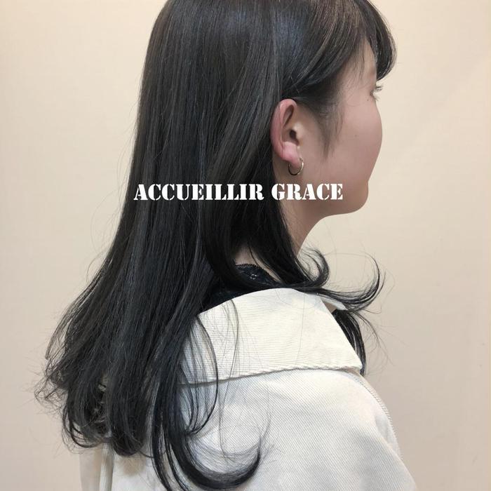 美容室 Accueillir grace所属・田中  愛の掲載