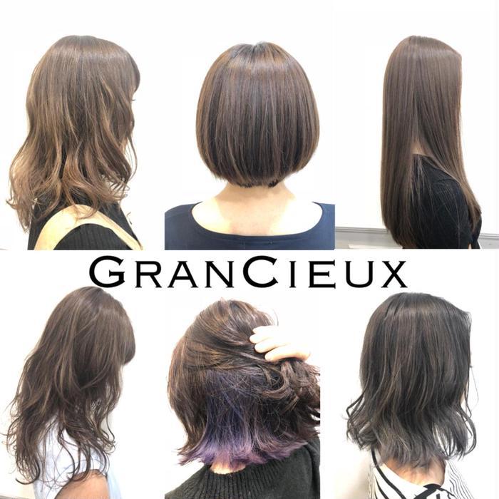 GRANCIEUX青葉台店所属・サイトウ トモユキの掲載