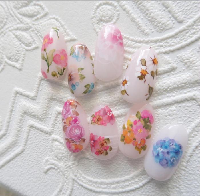 fleur.riri所属・fleur.riri - nail -の掲載