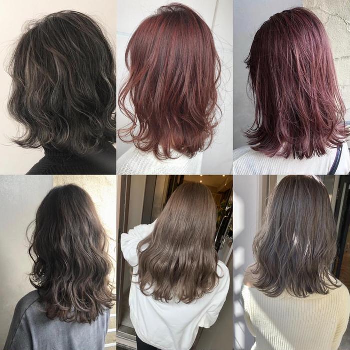 EME hair brands所属・藤井 春華の掲載