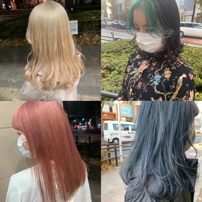 hair&MakeZEST吉祥寺店所属・カラー特化🏅竹下 和幸の掲載