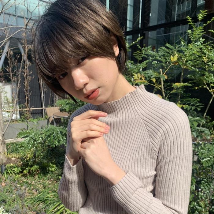 ELMOUMEDA所属・ショートカット特化 美容師 大本 渉の掲載