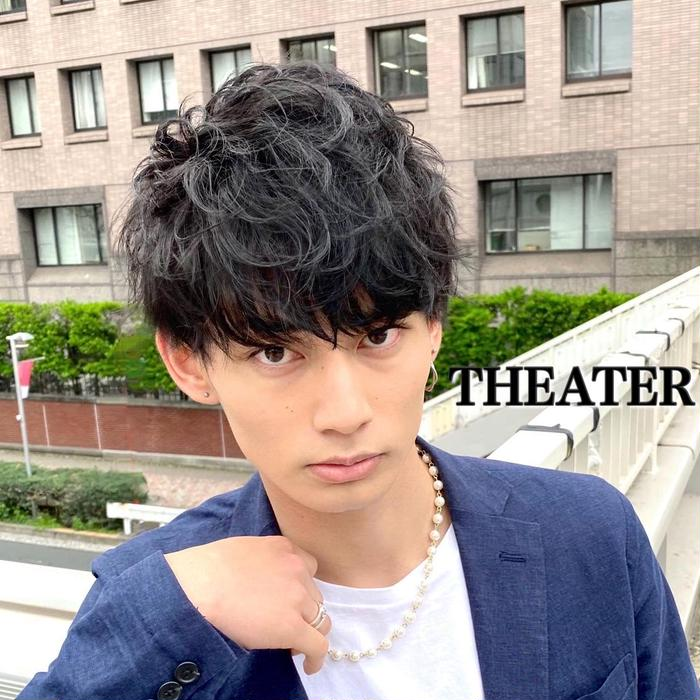 THEATER(シアター)所属・メンズマスター Gaku👑の掲載