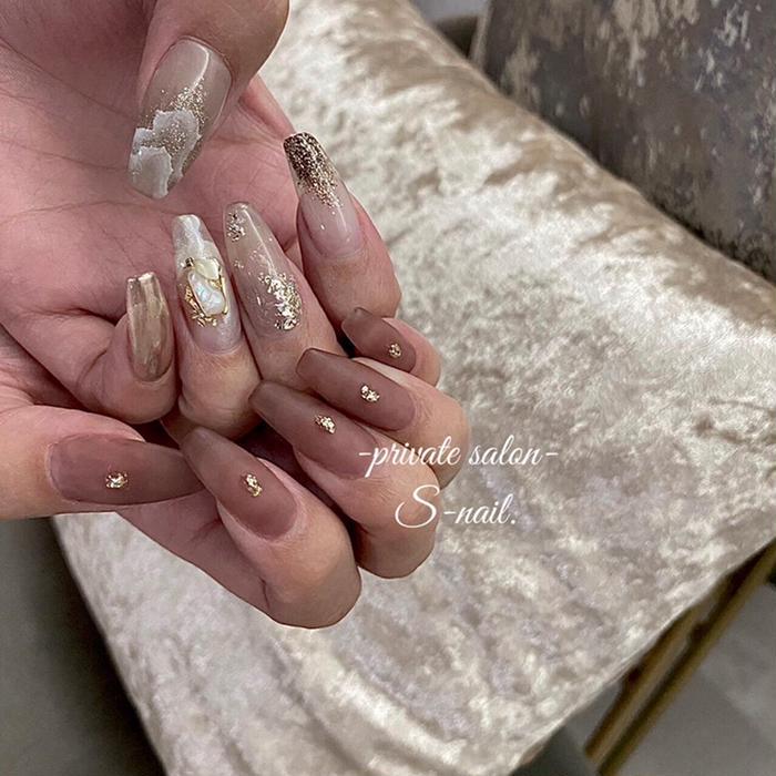 深爪矯正・ネイルケア  private salon S-nail所属・private salonSnailの掲載