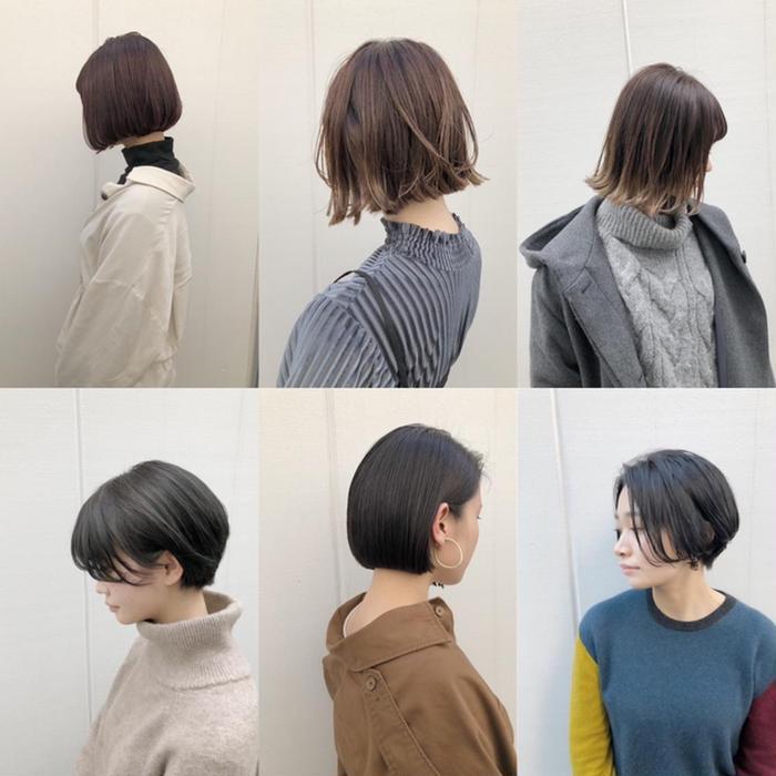 GO TODAY SHAiRE SALON 渋谷sol店所属・野口勇樹 ノースタイリングボブの掲載