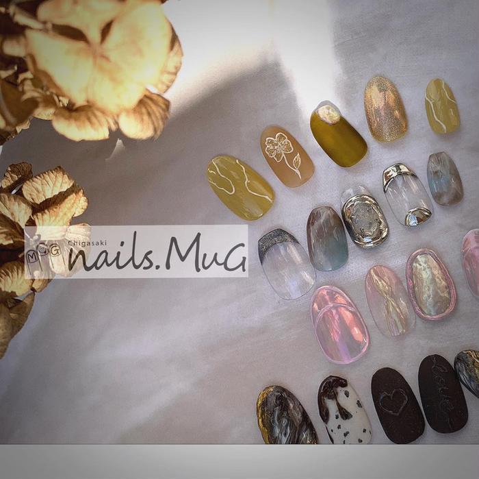 nails.MuG所属・nails. MuGの掲載