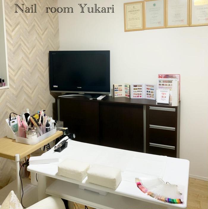 YUKARI所属・Nail room Yukariの掲載